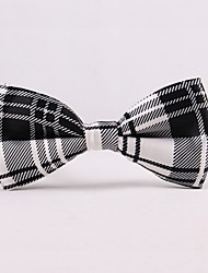 cheap -Men's Party/Evening Wedding Formal The Scottish Plaid Bow Tie