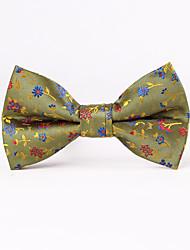 economico -festa da uomo / da sera formale da uomo piccolo fiore con fiocco in poliestere
