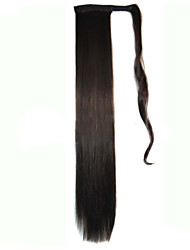 cheap -New fashion Women Big Synthetic Horsetail straight ponytail Bundled Women Horsetail