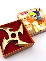 abordables -Arma Inspirado por Naruto Cosplay Animé Accesorios de Cosplay Espada Arma Legierung Hombre caliente