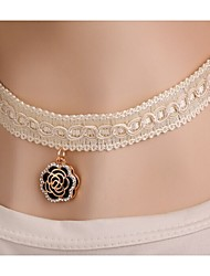 cheap -Love Is You Summer New Product Brief Paragraph Choker Necklaces  Wedding/Sports 1pc