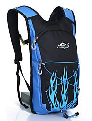 baratos -12 L Bolsa de Acadêmia / Bolsa de Ioga Mochila de Ciclismo Pacotes de Mochilas Acampar e Caminhar Pesca Alpinismo Natação Esportes