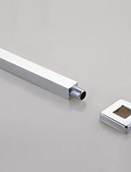baratos -Acessório Faucet - Qualidade superior - Moderna Latão Cabeça de chuveiro fixa Rod - Terminar - Cromado