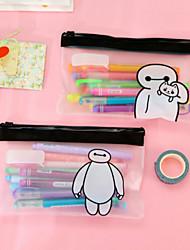 Недорогие -Пластик - Пакеты с молнией - Милый стиль