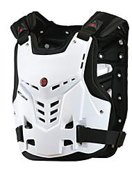 Attrezzatura sci di protezione Protettivo / Resistente agli urti Sci di fondo / Moto / Ciclismo / Bike Unisex Poliestere Bianco / Nero