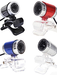 2015 nuovo 12m 2.0 hd cam webcam webcam video digitale webcam con microfono per il pc del computer portatile