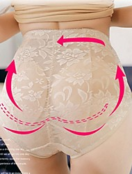 Women Hips Lifting Body Shaper Underwear Shorts Mid Waist Control Panties Slimming Belly Tummy Wasit