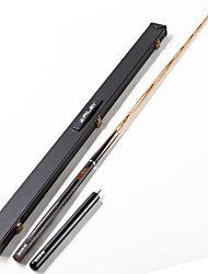 economico -Cue Sticks & Accessori English Biliardo Blu Snooker Tre quarti due pezzi Cue Legno