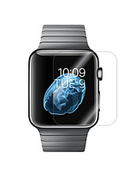 voordelige -Screenprotector Voor Apple Watch 42mm / Apple Watch 38mm Gehard Glas High-Definition (HD) / Explosieveilige 1 stuks