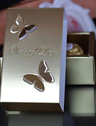 cheap -24 Piece/Set Favor Holder-Cuboid Card Paper Favor Boxes Non-personalised