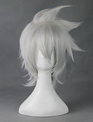 cheap -Cosplay Wigs SoulEater Cosplay Anime Cosplay Wigs 30 CM Heat Resistant Fiber Men's Women's