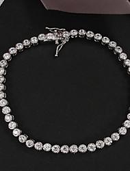 partido platino venta caliente chapado enlace / cadena de joyería de la boda de la pulsera para hombres y mujeres