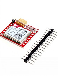 cheap -Sim800L Core Board Quad-Band Network Mini Gprs Gsm Breakout Module