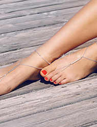 cheap -Anklet - Simple Style, Fashion For Party Daily Casual Women's