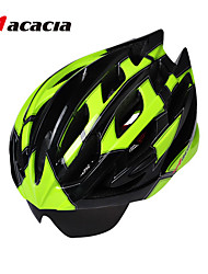 Cykel Hjelm N/A Certificering Cykling N/A Ventiler Bjerg Urban Ultra Lys (UL) Sport Ungdom Unisex Bjerg Cykling Vej Cykling Cykling