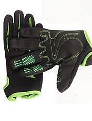 Akvitita a sport Cyklistické rukavice Nositelný Odolný proti opotřebení Celý prst Lezení Cyklistika / Kolo Outdoor a turistika Motorka