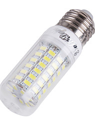 abordables -YouOKLight 1000 lm E14 / E26 / E27 Ampoules Maïs LED T 48 Perles LED SMD 5730 Décorative Blanc Chaud / Blanc Froid 220-240 V / 110-130 V / 1 pièce / RoHs