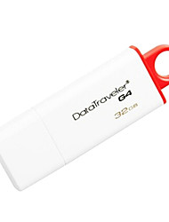 Kingston 32gb DataTraveler g4 USB 3.0 флэш-диск