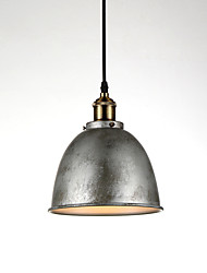 1 Lights/Pendant Lamps/Antique/Vintage Style/Industry Style/Iron MetalsDrop Light