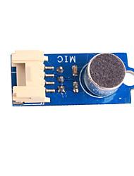 микрофонный шум в децибелах звуковой модуль измерения датчика 3p / 4p для Arduino интерфейс