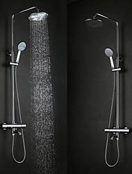 Moderne Regnbruser Krom Funktion-Regnfald , Brusehoved