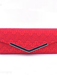 Недорогие -жен. Мешки Все сезоны Полиэстер Вечерняя сумочка для Для праздника / вечеринки Белый Черный Красный Синий Тёмно-синий