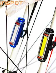 baratos -Luzes de Bicicleta / luzes da roda / luzes de segurança / Luz Traseira Para Bicicleta LED - Ciclismo Recarregável 14500 100 LumensBateria