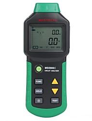 Недорогие -mastech - ms5908c - Токоизмерительные зажимы - Цифровой дисплей -