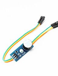 обновленная версия драйвера активный зуммер устройства модуль сигнализации ж / для Arduino официальных плат Smart Car