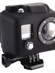 Glat ramme Beskyttende Etui Praktisk Til Action Kamera Gopro 2 Gopro 1 Silikone