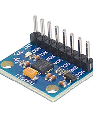cheap -The Latest Mpu 6050 6000 3V~5V 6 Axis Gyro Accelerometer Module