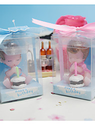 The Cute Baby Candle Baby Favors