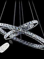 cheap -Chandelier Ambient Light - Crystal, LED, 110-120V / 220-240V, Warm White / Cold White, LED Light Source Included / 10-15㎡