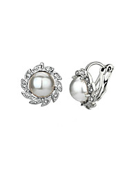 cheap -Women's Others Flower - Regular Classic Gold Silver Earrings For Party