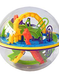 Недорогие -Новый 3D дети магия интеллект лабиринт мяч 158 уровня детей баланс логика способность головоломка образовательные учебные пособия