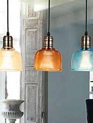 baratos -Luzes Pingente Luz Descendente - LED Branco, Lâmpada Não Incluída / 10-15㎡