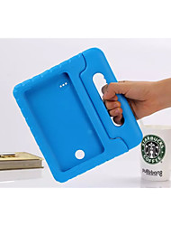 cheap -Case For Tab S 8.4 Samsung Galaxy Tab A 8.0 Samsung Galaxy Case Shockproof with Stand Child Safe Full Body Cases Solid Color Silicone for