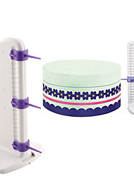 cheap -Cake Marker Designer Cake Decorator For Garland Border Level Ruler Measurement