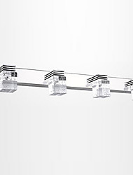 cheap -Modern / Contemporary Bathroom Lighting Metal Wall Light IP67 110-120V / 220-240V 12W