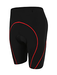GETMOVING Cycling Padded Shorts Men's Women's Unisex Bike 3/4 Tights Bottoms Clothing Suits Bike Wear Anatomic Design Breathable