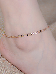 cheap -Women's Anklet/Bracelet Alloy Fashion Costume Jewelry Infinity Jewelry For Party Daily Casual Sports