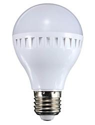 cheap -E26/E27 LED Globe Bulbs A60(A19) 16 SMD 500 lm Warm White Cold White 2800-3200/6000-6500 K Decorative AC 100-240 V