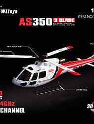 Недорогие -WL TOYS - V931 - 6-канальный - Вертолет - со Нет - Готов к полету