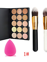 cheap -15 Concealer/Contour Dry Matte Balm Concealer Face China