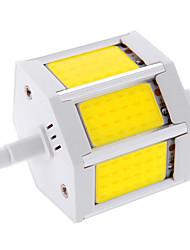 economico -R7S LED a pannocchia T 3 leds COB Decorativo Bianco caldo Luce fredda 960lm 2800-3200/6000-6500K AC 85-265V