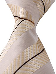 cheap -Unisex Party Work Basic Polyester Necktie Print