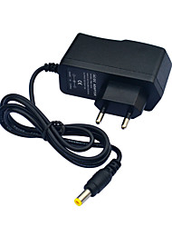 cheap -Jiawen 110~240V to DC12V 1A Power Supply Adapter Converter Transformer - Black (EU Plug)