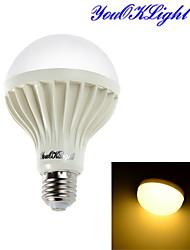 E26/E27 Lampadine globo LED 9 SMD 5630 450 lm Bianco caldo 3000 K Decorativo AC 220-240 V