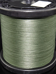 cheap -1000M / 1100 Yards PE Braided Line / Dyneema / Superline Fishing Line 100LB 80LB 70LB 65LB 60LB 50LB 45LB 40LB 30LB 25LB 20LB 15LB 10LB