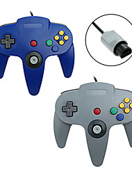 cheap -N64 PS/2 Controllers for Nintendo Wii 180 Gaming Handle Wired #